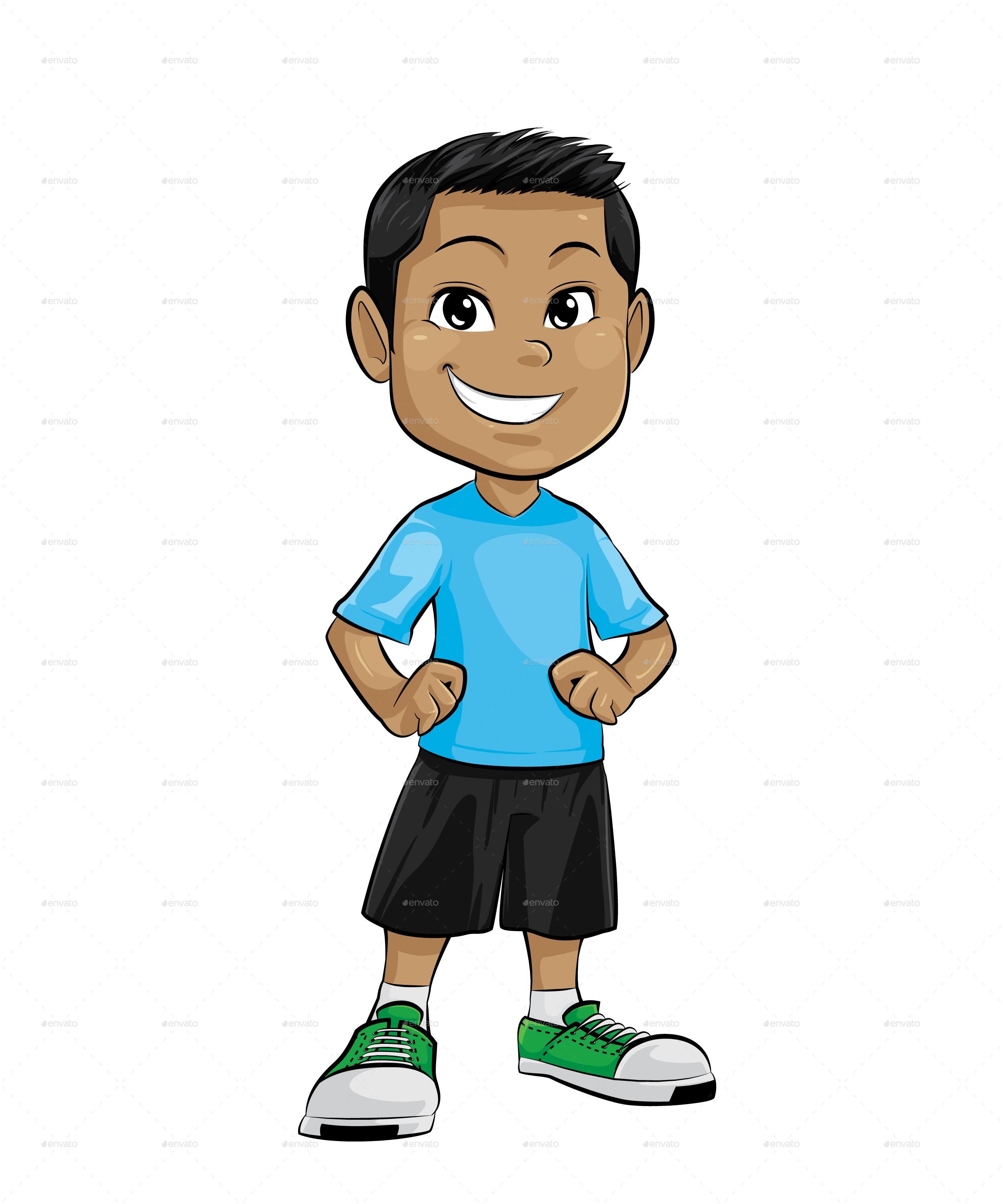 And girl by dee. Young clipart 1 boy