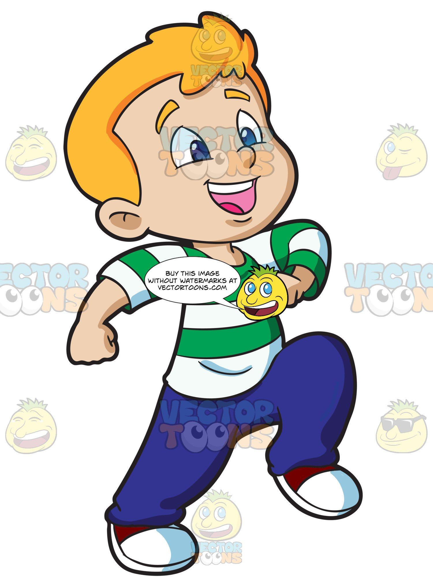 A marching on in. Young clipart 1 boy