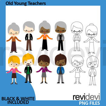 Old people clip art. Young clipart