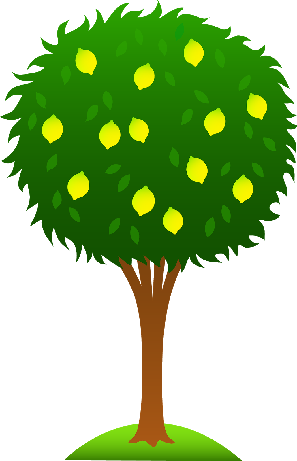 English language resources sitting. Young clipart apple tree