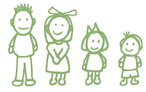 Picture . Young clipart birth order