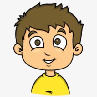 Young clipart chil. Face boy free