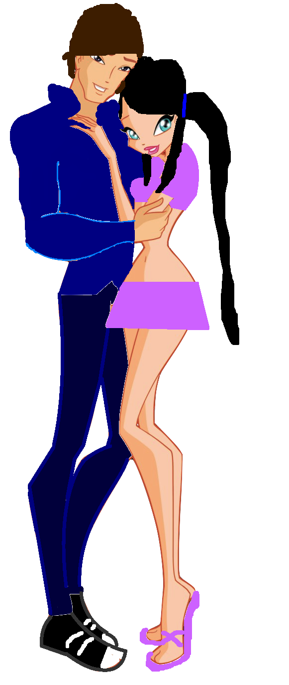 Young clipart clapping. A couple by sharpclap