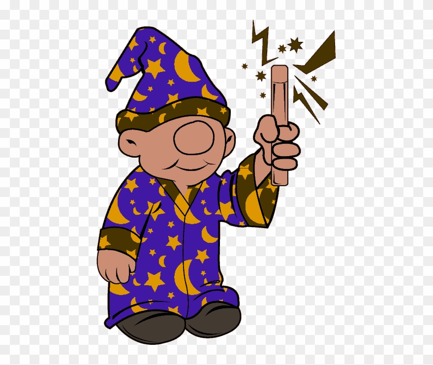 Young clipart clip art. Wizard png download