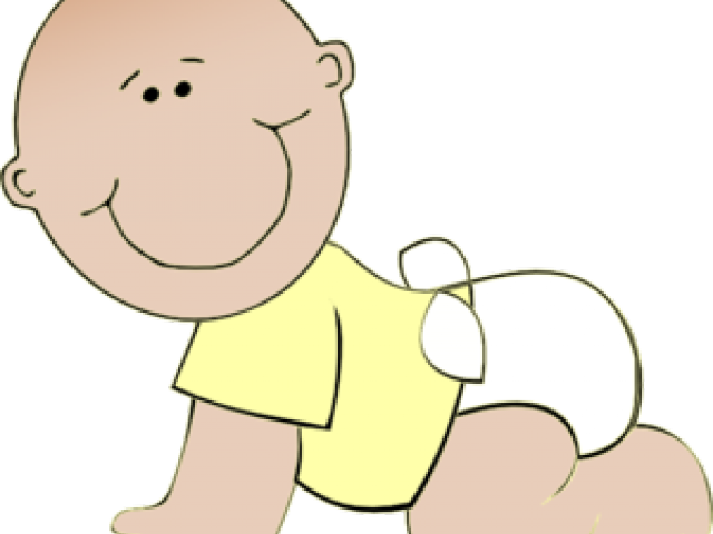 Young clipart crawl. Cliparts free download clip