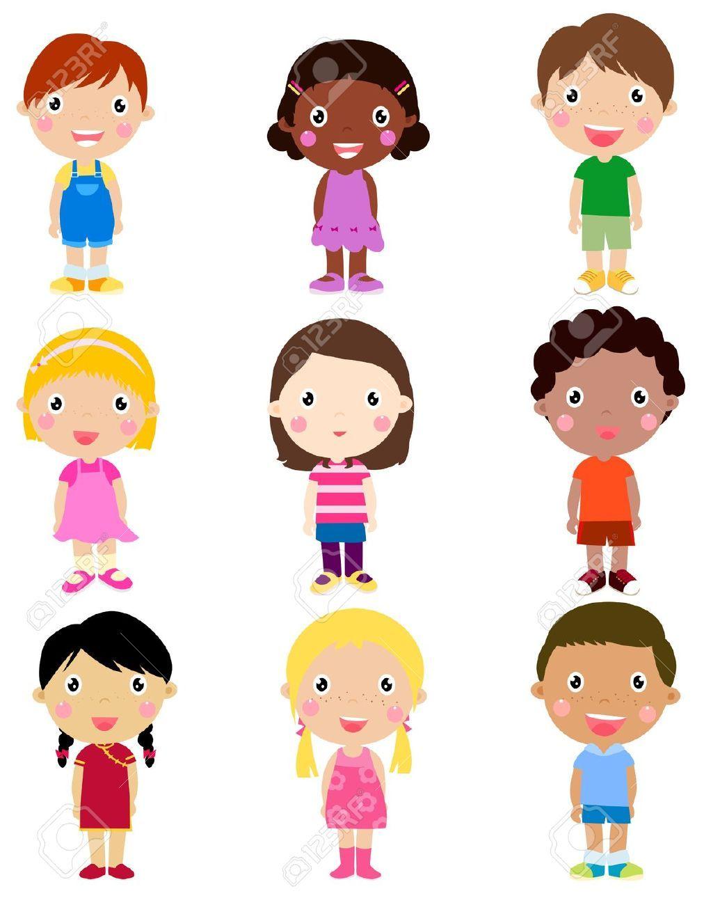Observation social development grace. Young clipart female child