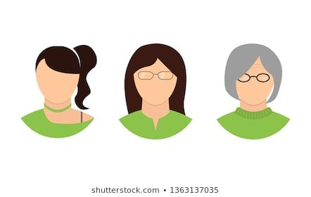 Young clipart older age. Pin on flat vector