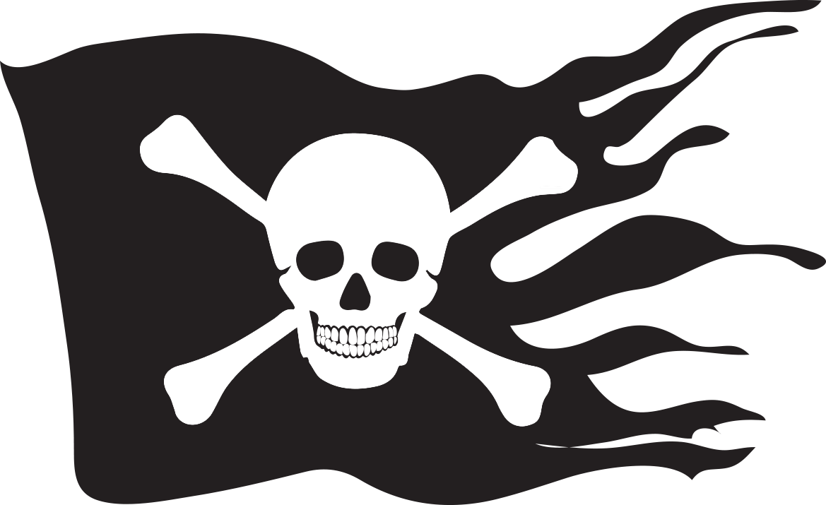 The library voice pirate. Youtube clipart skull
