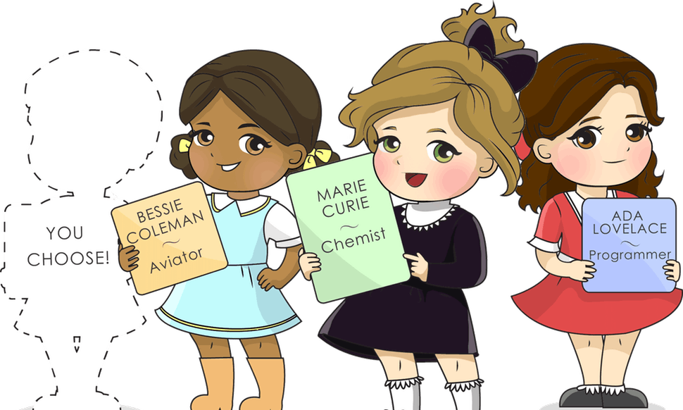 Young clipart playtime. Miss possible dolls make