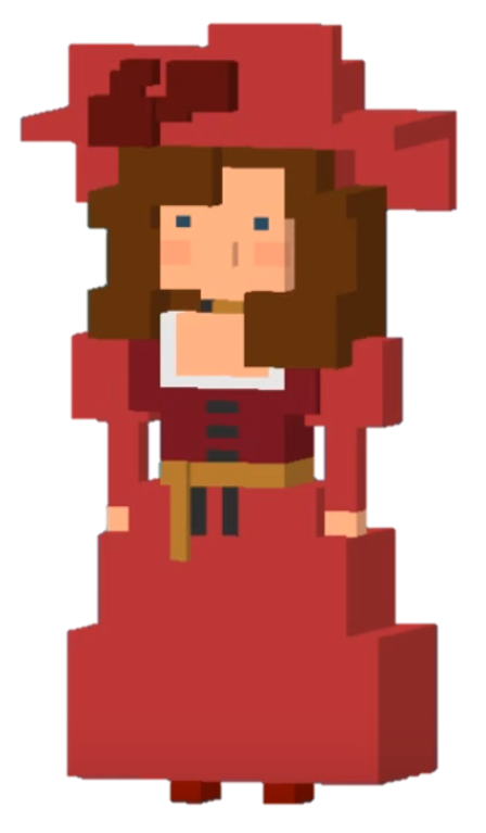 The redhead disney crossy. Young clipart red headed