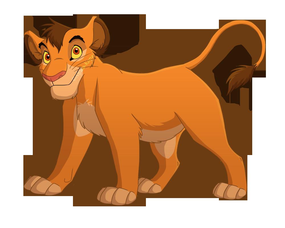 Kopa kingdom hearts unlimited. Young clipart simba cub