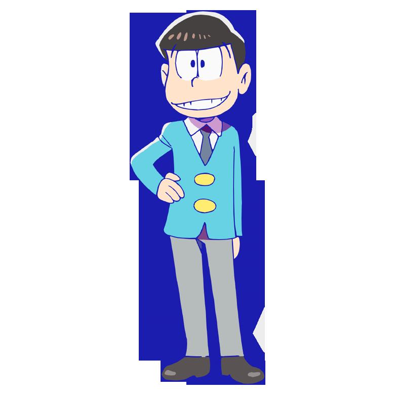 Young clipart tall brother. Osomatsu kun wiki fandom