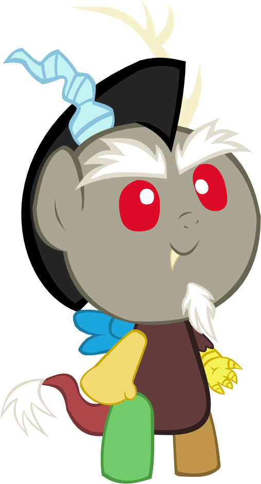 Young clipart young age. Cute discord by megarainbowdash