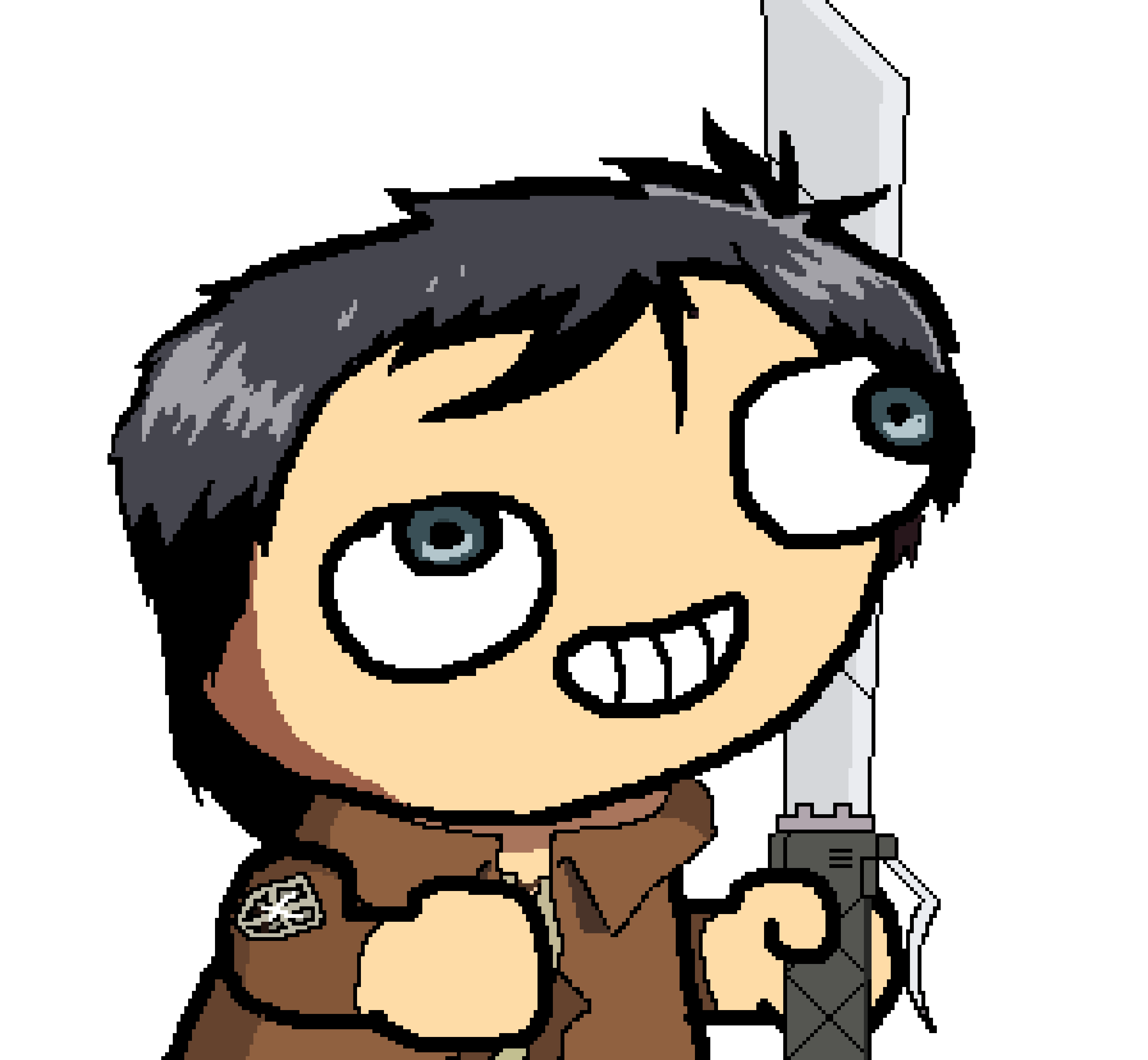 youtube clipart attack on titan #148939182