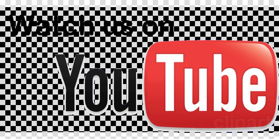 Youtube clipart banner. Text font transparent