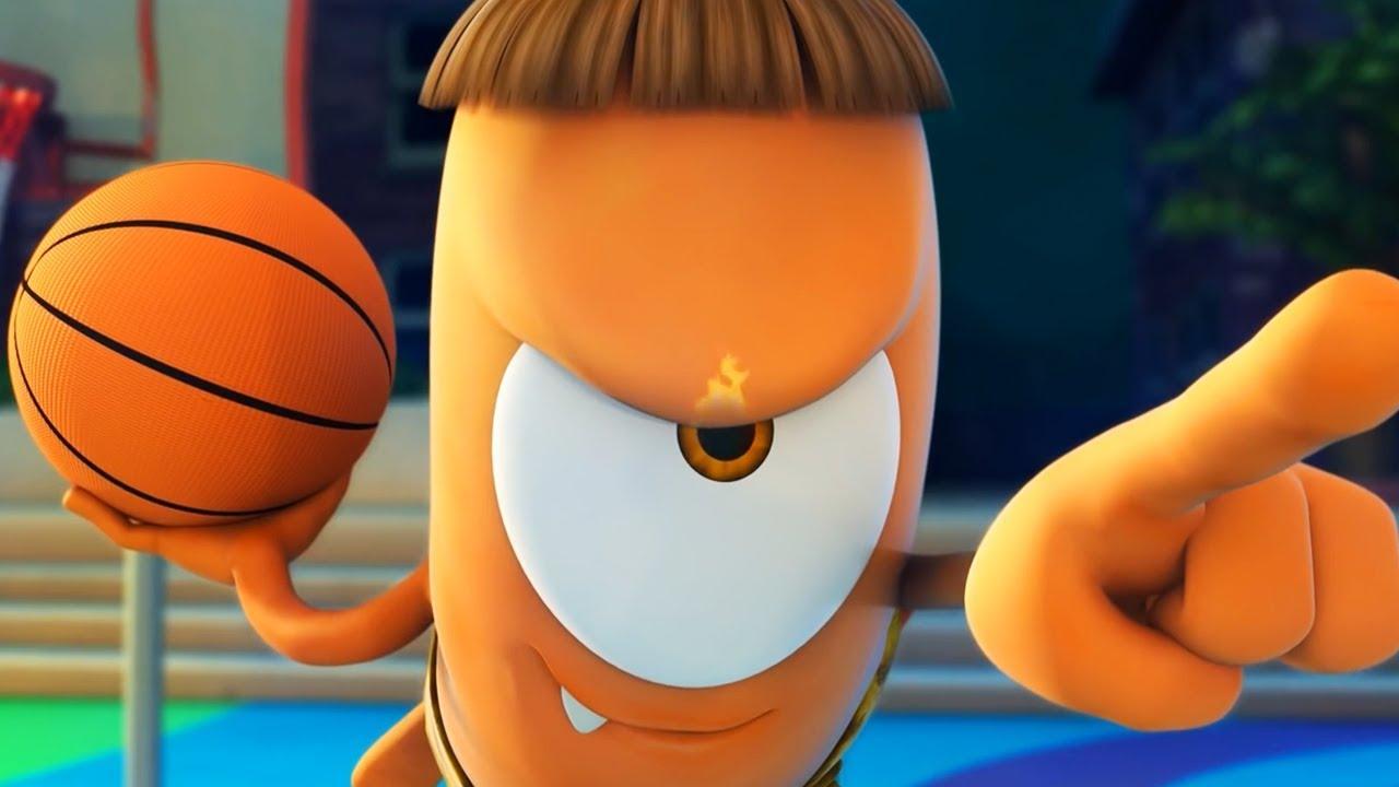Youtube clipart basketball. Cartoon spookiz the game