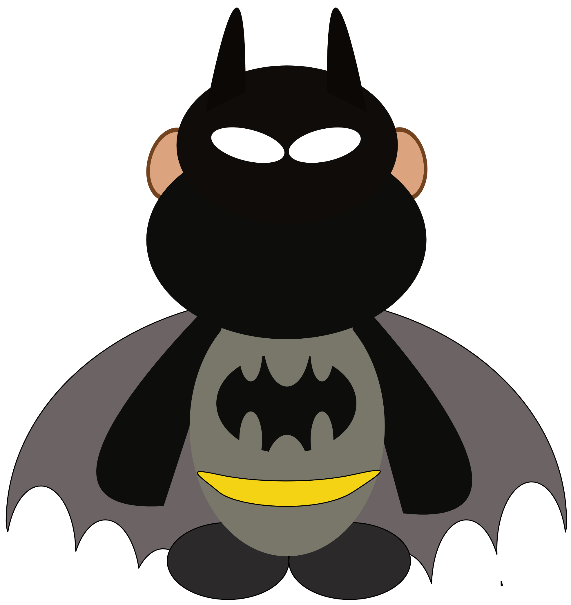 Clipartist net clip art. Youtube clipart batman