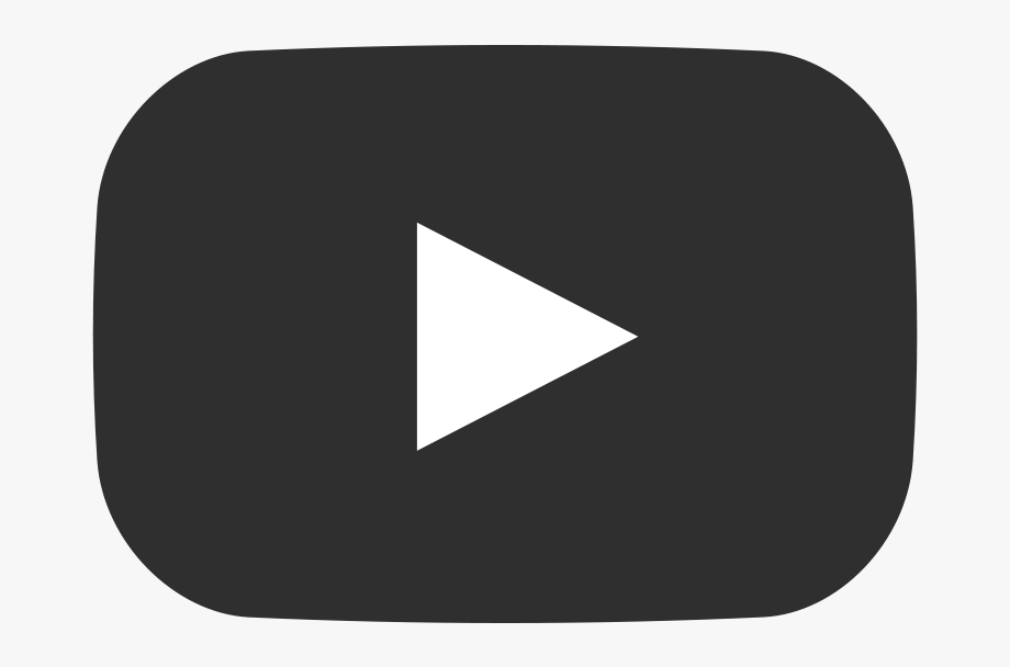 Youtube clipart black. Jpg transparent library play