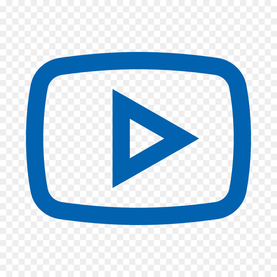 Youtube clipart blue. Symbol text transparent