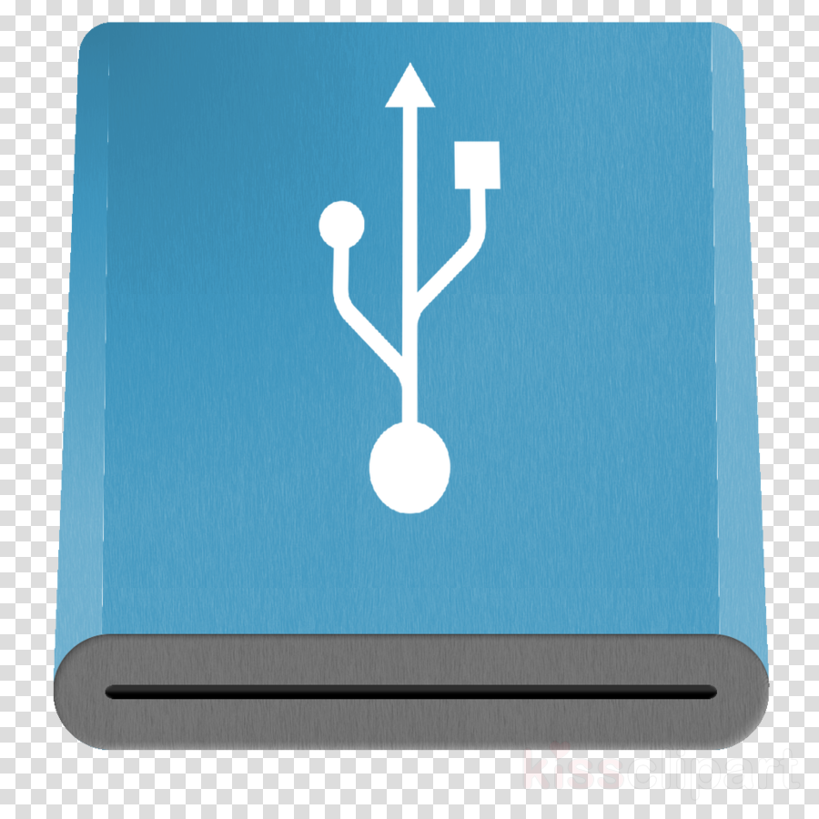Logo illustration . Youtube clipart blue