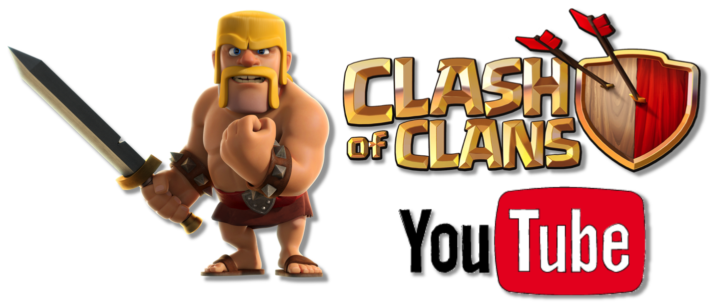 Youtube clipart clash clans. Of png transparent images