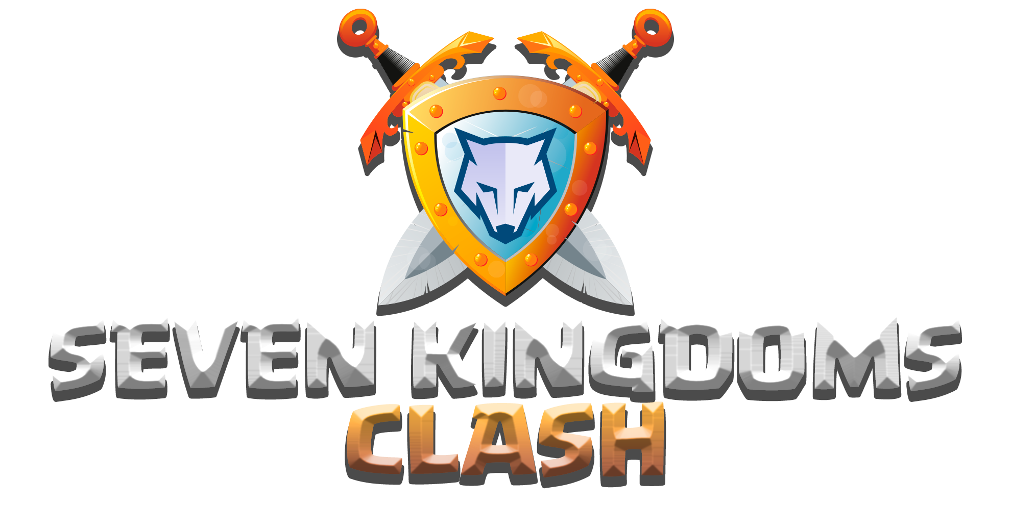 Seven kingdoms real time. Youtube clipart clash clans