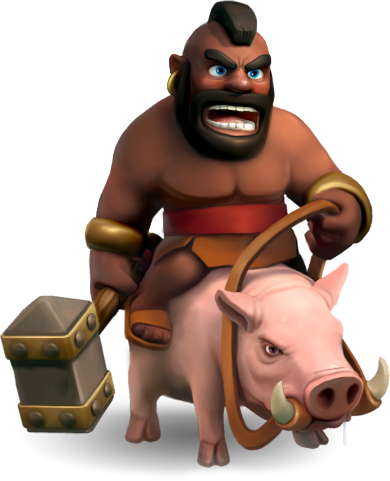 Official character renders httpiimgurcomdmnapng. Youtube clipart clash clans