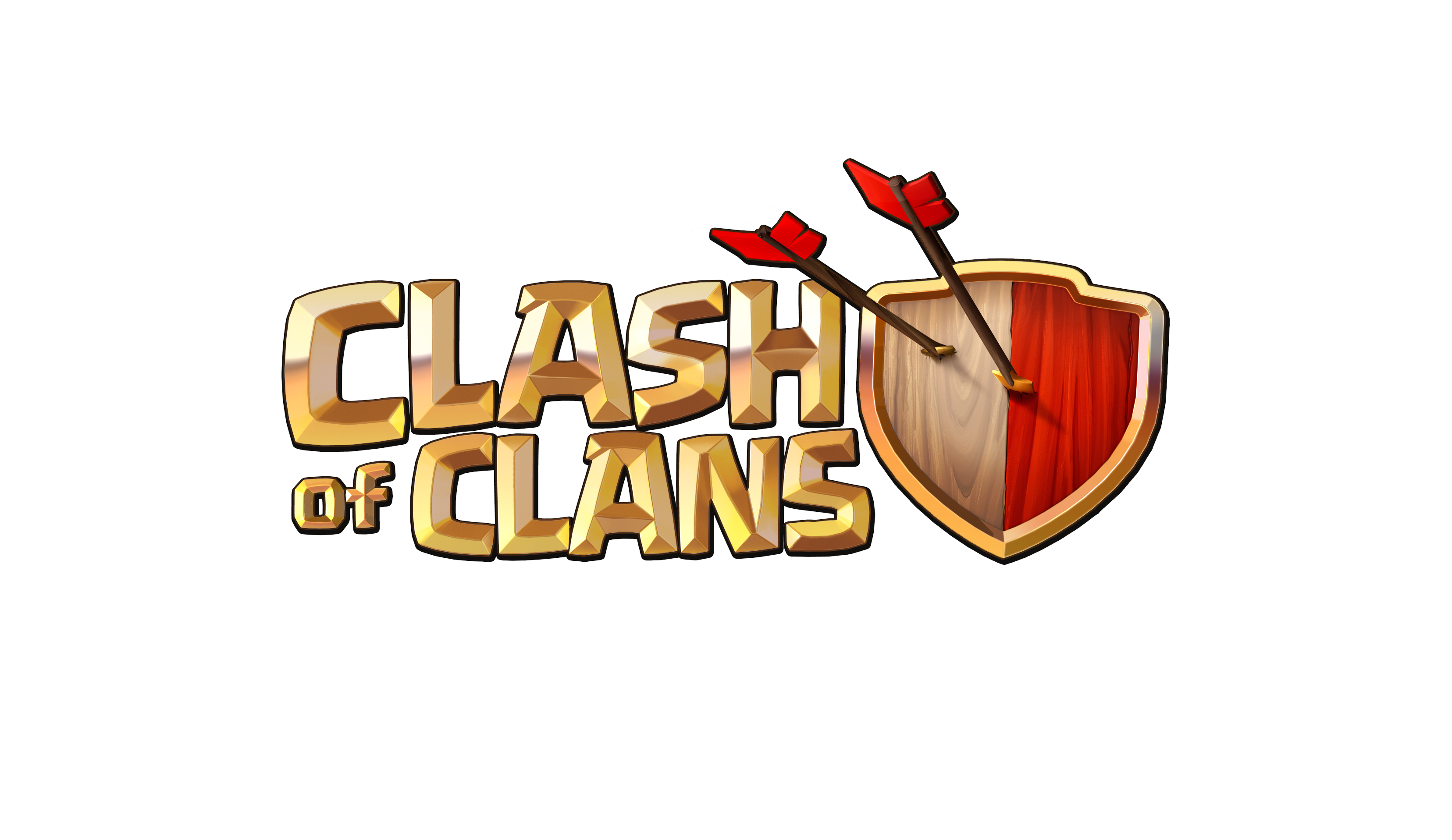 Youtube clipart clash royale. Of clans logos