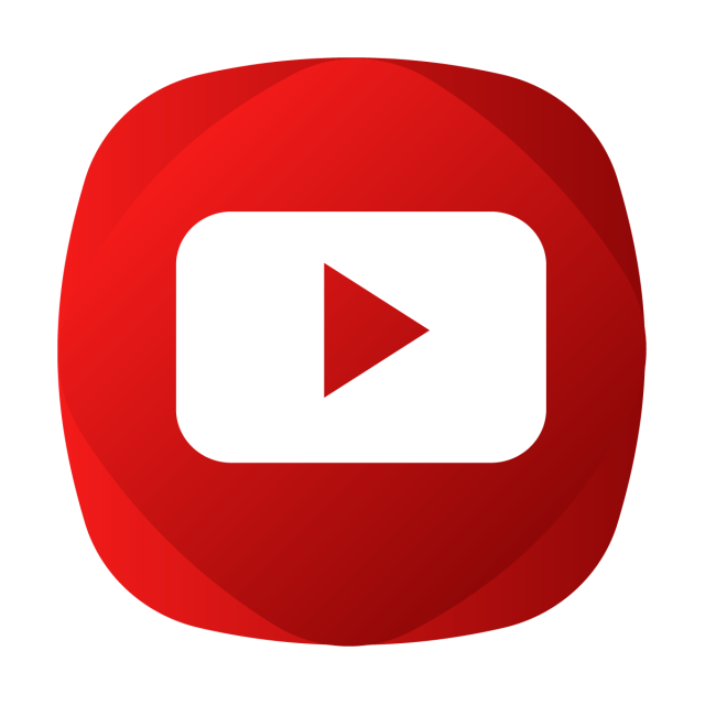 Youtube clipart creative. Icon design elemet png