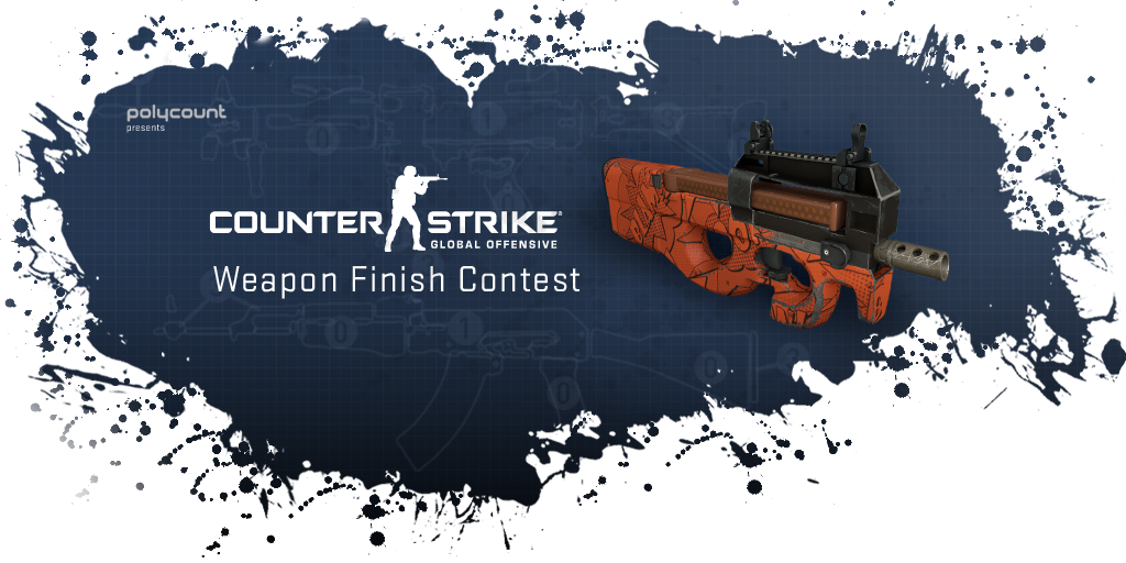 Youtube clipart cs go. Weapon finish contest polycount