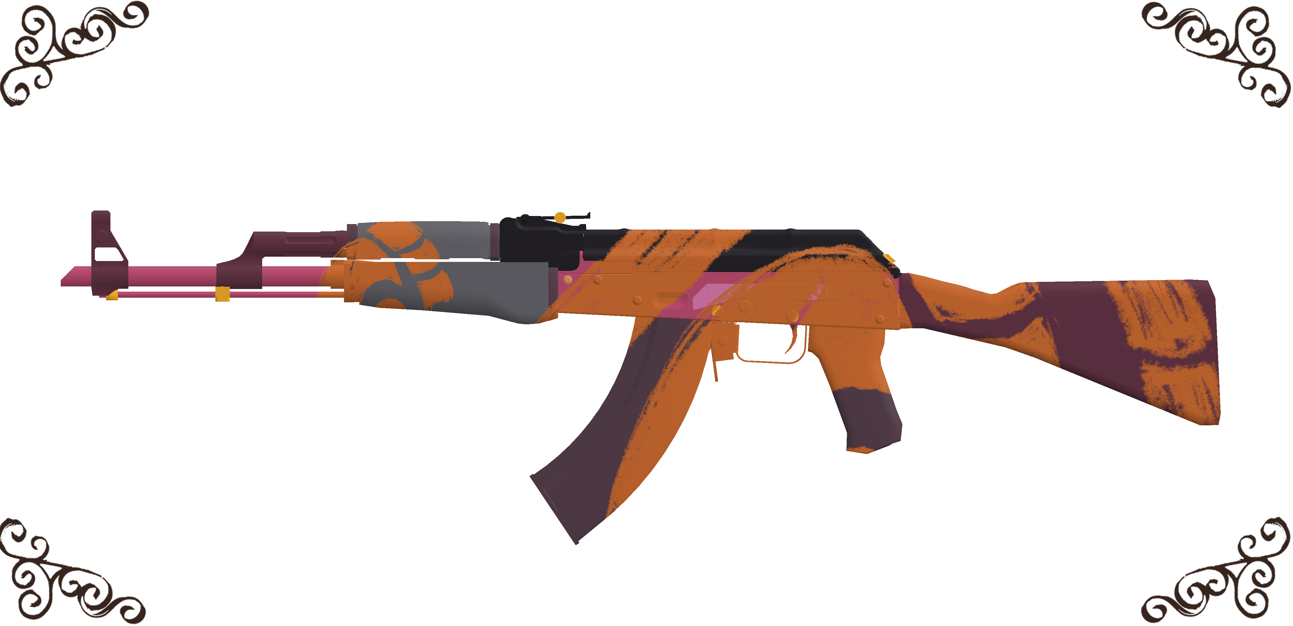 Steam workshop ak lady. Youtube clipart cs go