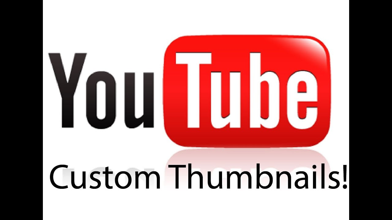 Tutorial how to add. Youtube clipart custom