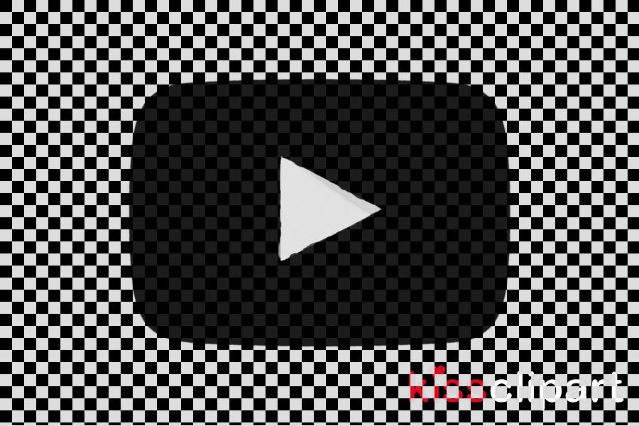Black logo font . Youtube clipart dark