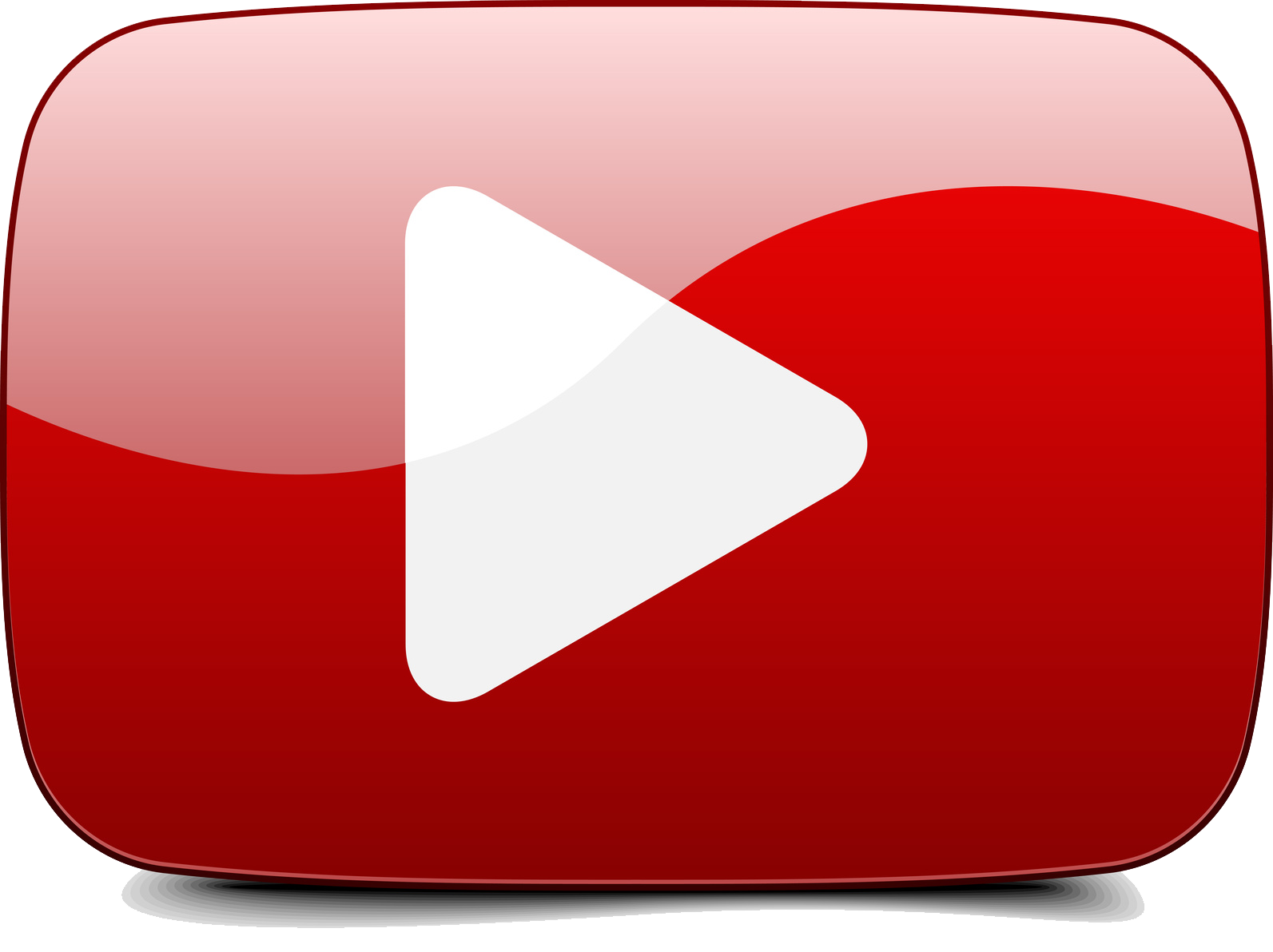 Play button png photos. Youtube clipart dimension