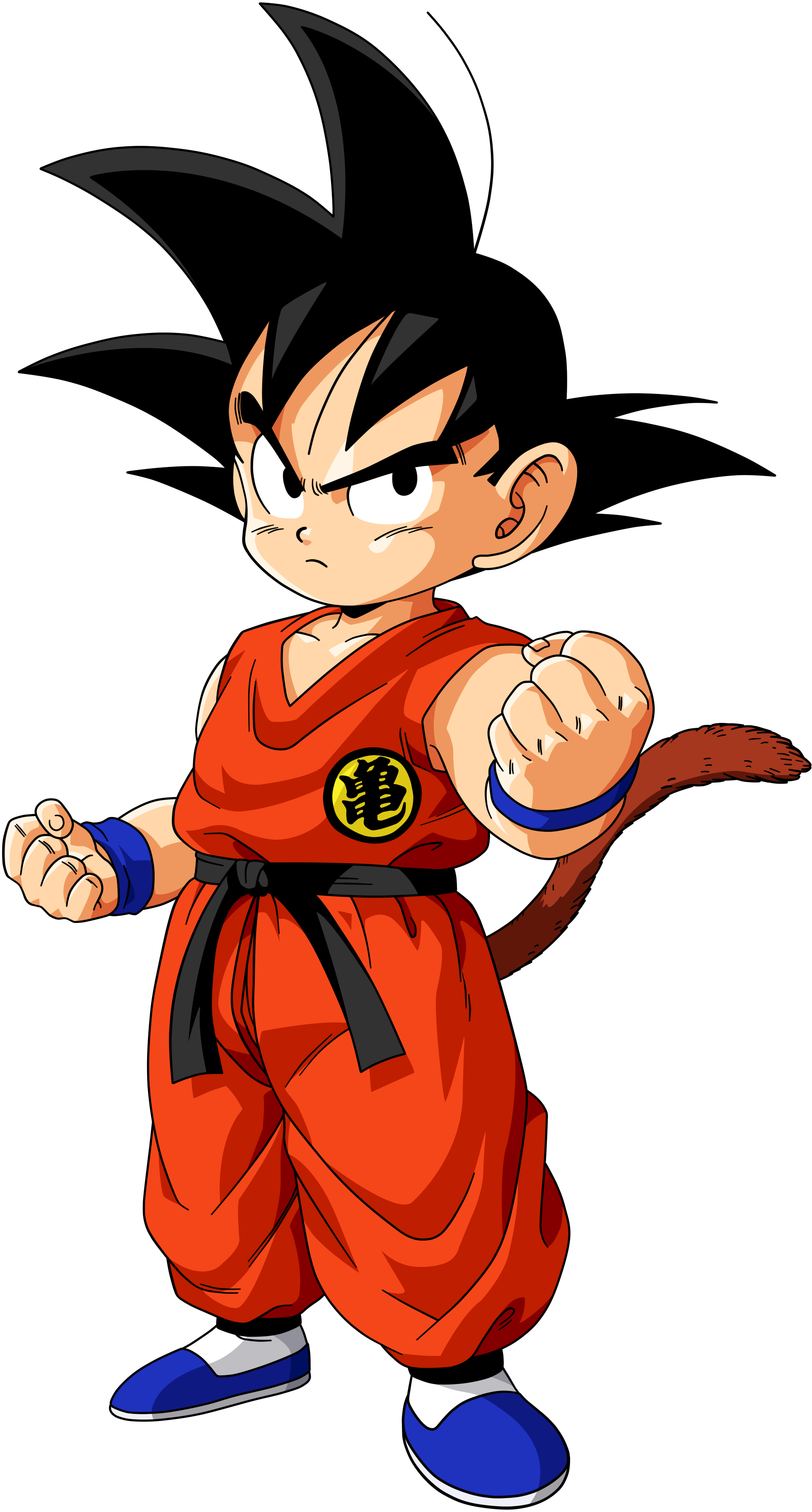 Youtube clipart dragon ball z. Goku pinterest and kid