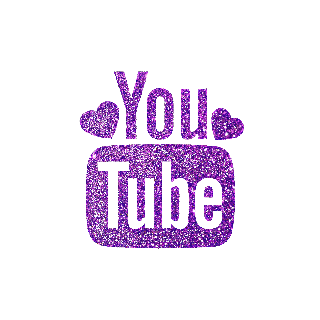 Created by me interesting. Youtube clipart glitter