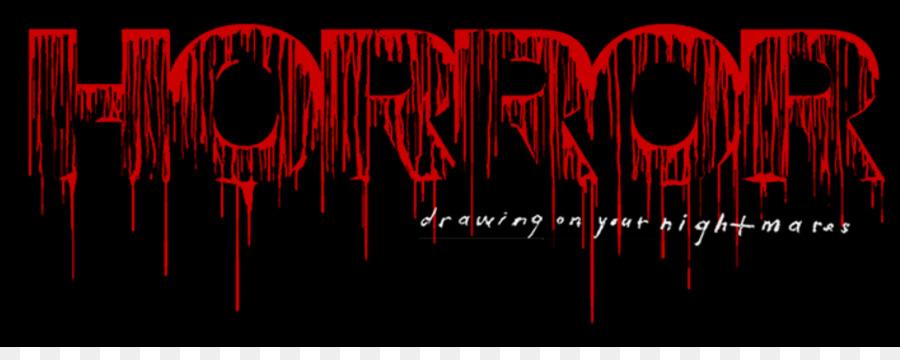 Black logo png download. Youtube clipart horror