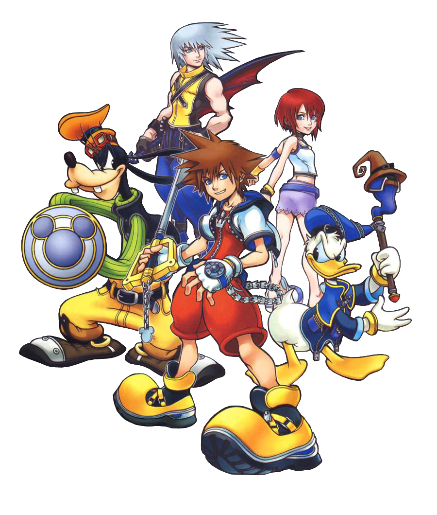 Youtube clipart kingdom hearts. Series has sold over