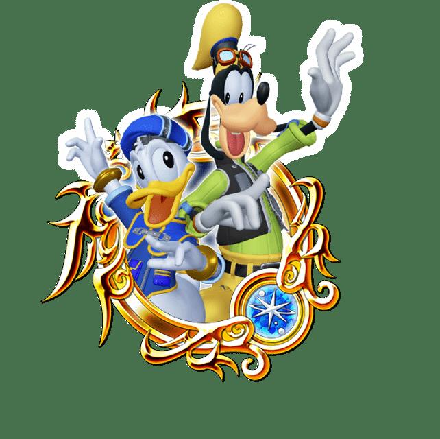 Donald goofy high score. Youtube clipart kingdom hearts