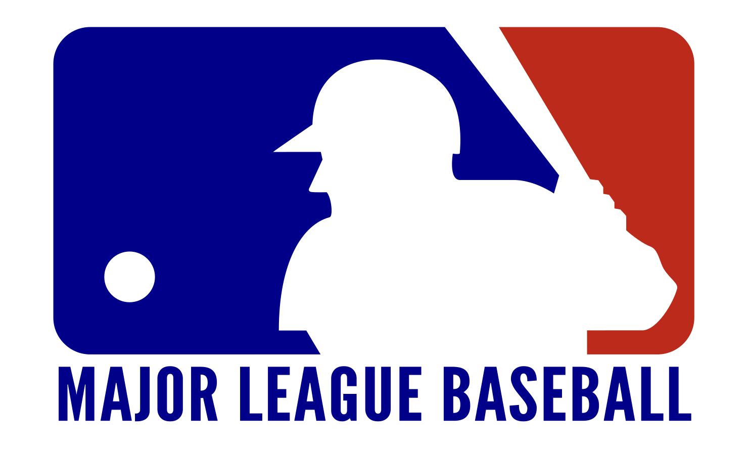Youtube clipart league. Mlb logos