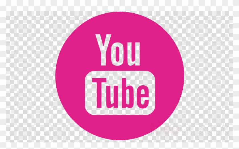 Youtube clipart pink. Blue icon png smartcomm