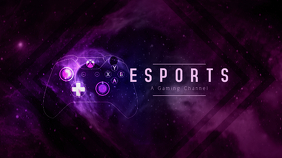Youtube clipart purple. Customize gaming channel cover