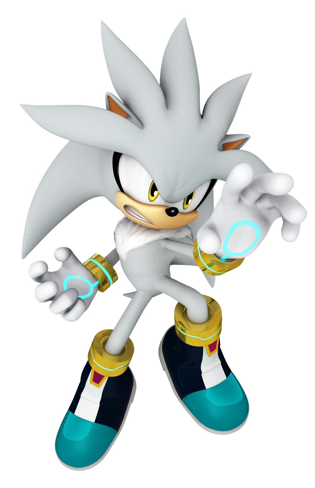 Youtube clipart sonic. Silver the hedgehog pinterest