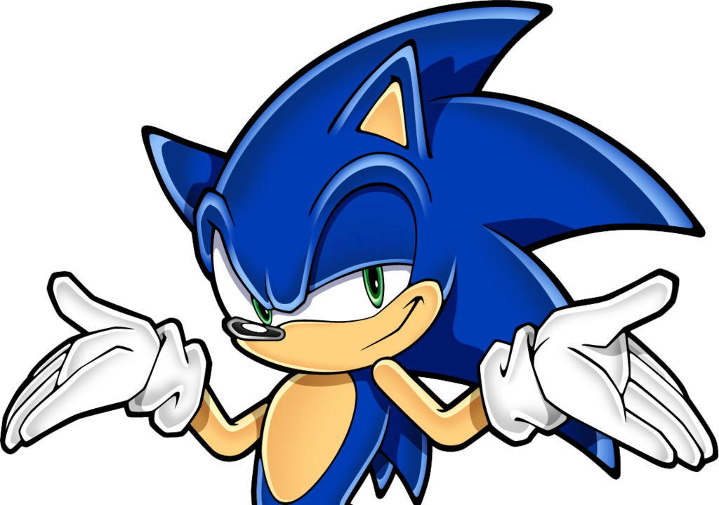 Youtube clipart sonic. The hedgehog th anniversary