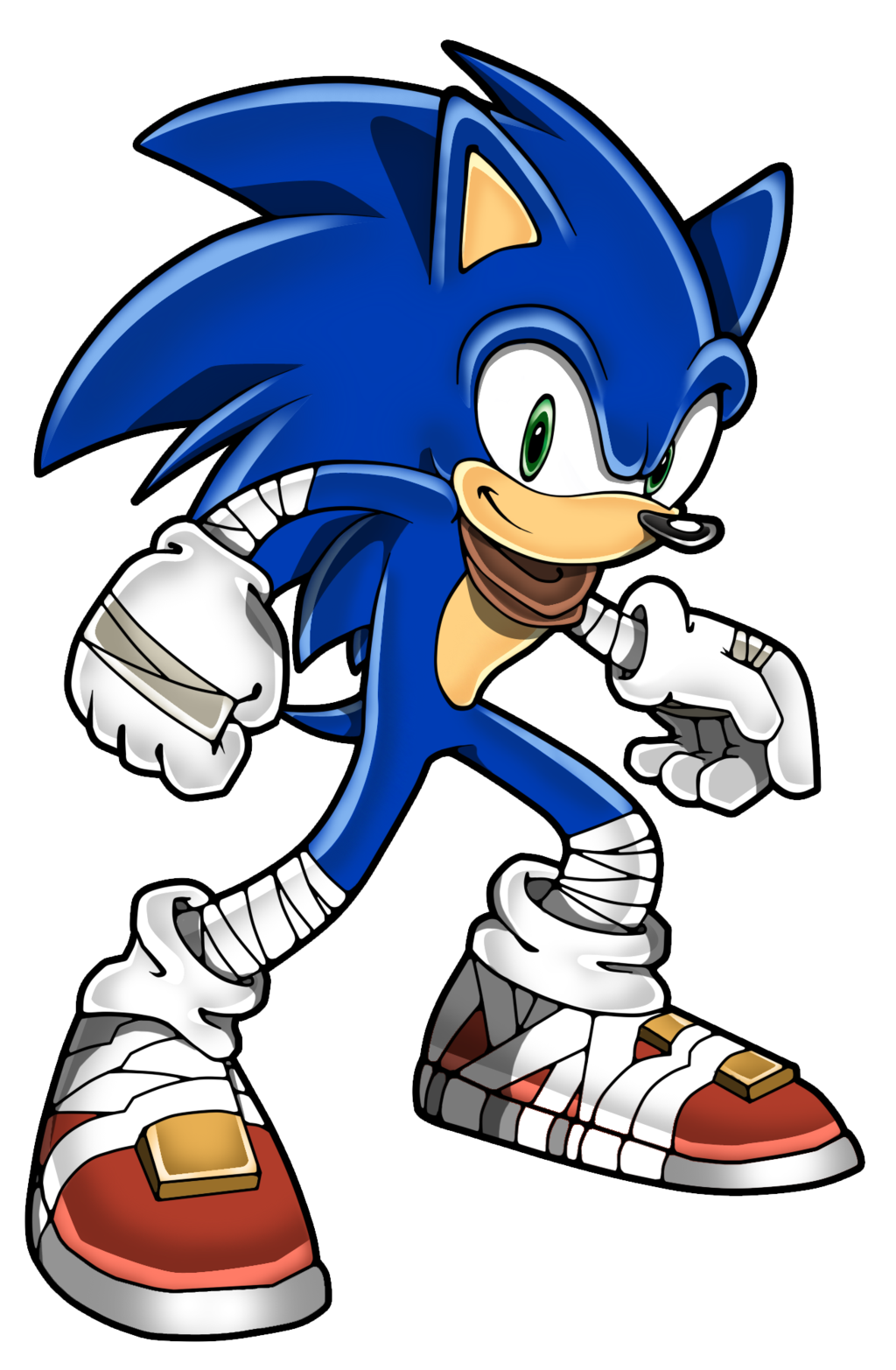 Boom drawing at getdrawings. Youtube clipart sonic