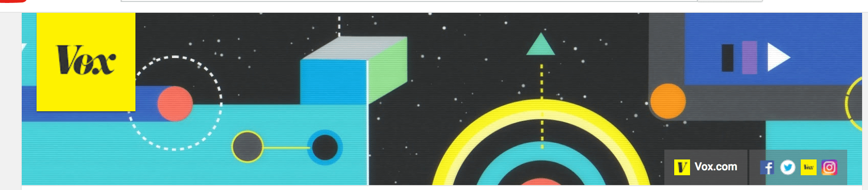 Youtube clipart space. The ideal channel art