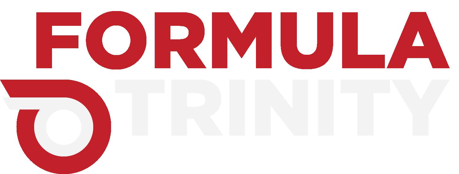 Formula trinity logo. Youtube clipart vlog