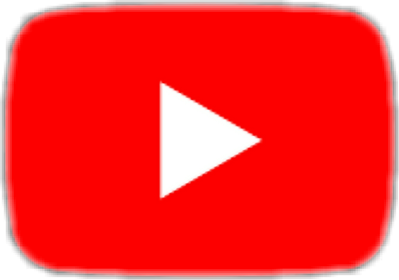 Youtubered youtuber logo red. Youtube clipart white