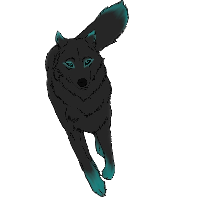 Png crazywidow info. Youtube clipart wolf