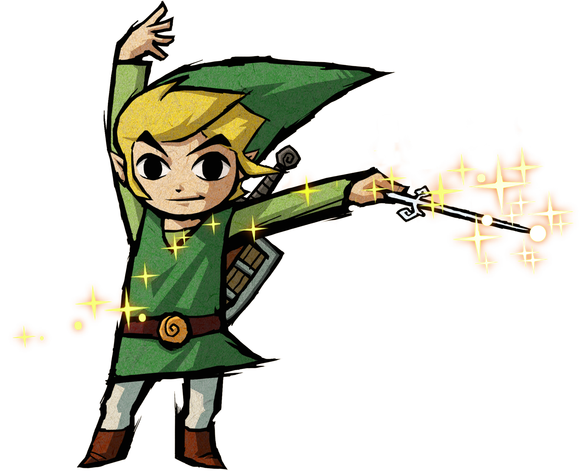 Youtube clipart zelda. Rare wind waker official